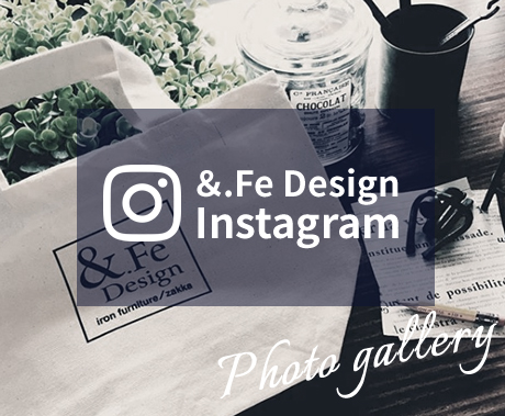 &Fe.designインスタグラム